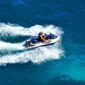 Jet ski rental Lopud Island