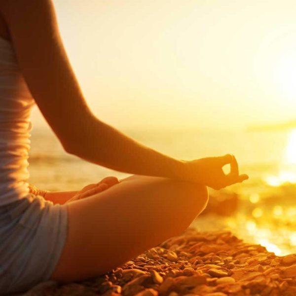 yoga on Lopud island