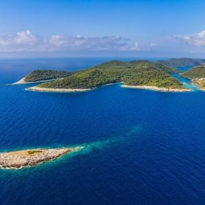 Mljet Island Private Speedboat Tour