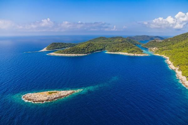 Mljet Island Private Speedboat Tour