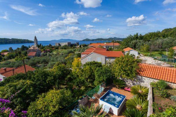 Lopud private villa