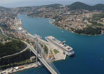Dubrovnik Gruz Harbor