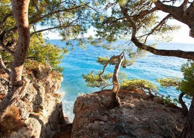 Elaphiti Islands Sea View