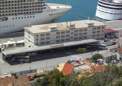 Gruz Harbor Dubrovnik Main Bus Station