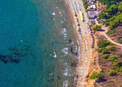 Sunj beach Lopud Island