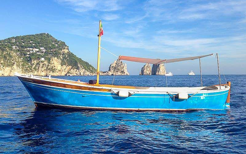Mercury 6ks boat (6 passengers)