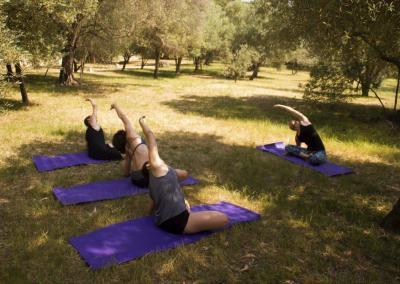Yoga Classes on Lopud Island