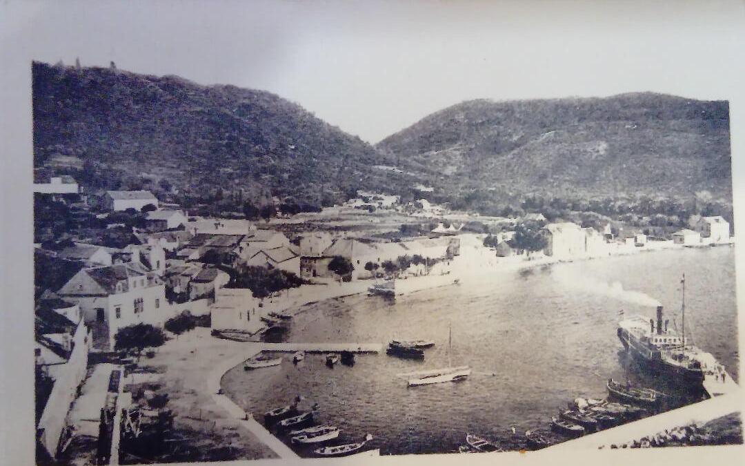A bit of Lopud history