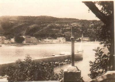 Old Lopud harbor